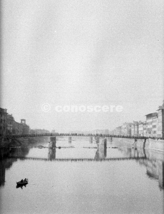 ponte bailey firenze 1946 war damage