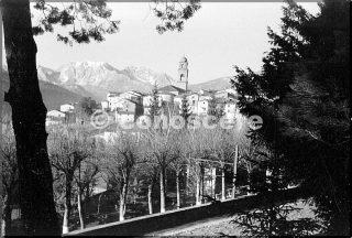 san marcello pistoiese 1945 dove i soldati 10divisione di montagna erano accampati durante la campagna italiana