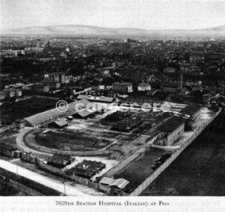 7029th ospedale militare pisa 1943