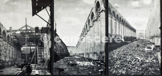 Pisa Camposanto Monumentale after 27 July 1944 on 27 July 1944 incendiary bombs