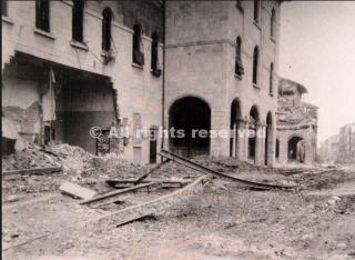 Pisa Palazzo della Provincia 1943-1944