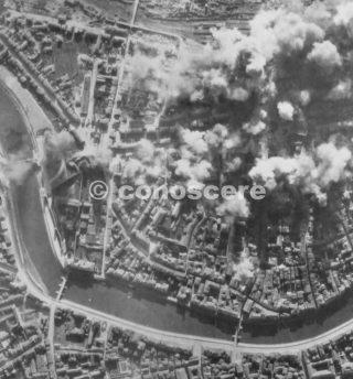 ZOOM BOMBING PISA 1943
