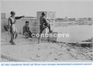 sul ponte a nord di pisa-1944