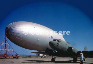 arrived at Pisa airfield Airships of ZP-14 Advance Base No 3 on 4 May 1945