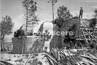german bunkers 2 in italy marina di pisa