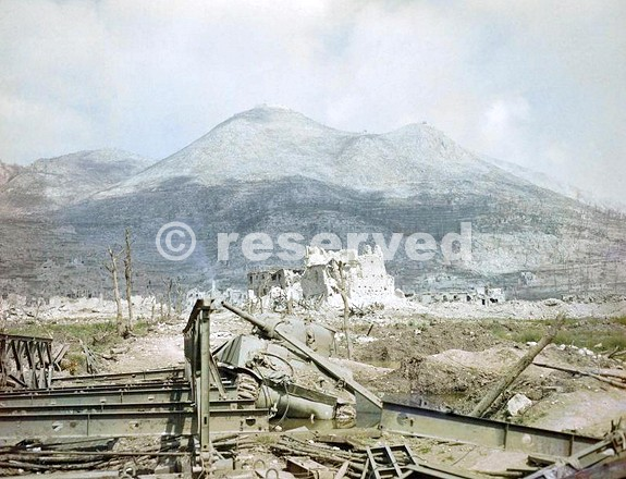 montecassino color foto wwii_wwii