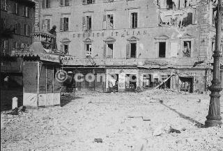 pisa Piazza Garibaldi 10 AGOSTO 1944
