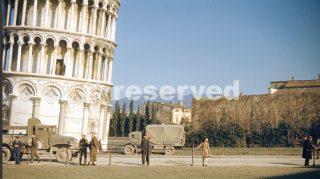 pisa torre 1945_