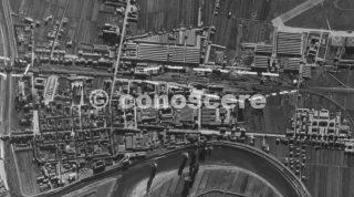 strada fra Pisa e Firenze città di Pontedera bersaglio stazione della ferrovia - piano Air chiesto di paralizzare tutte le linee di trasporto german