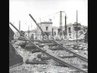 foggia bombing stazione