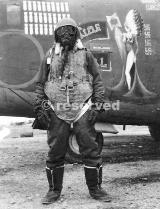 743rd Bomb Group standing B-24H Liberator San Giovanni Airfield Foggia 1944-45_foggia bombardamento