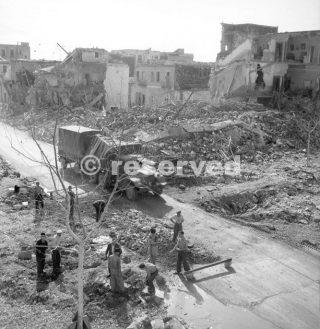 Foggia September 1943_foggia bombardamento