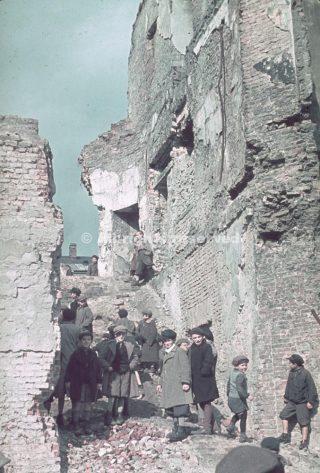 Nazi-occupied Poland 1940