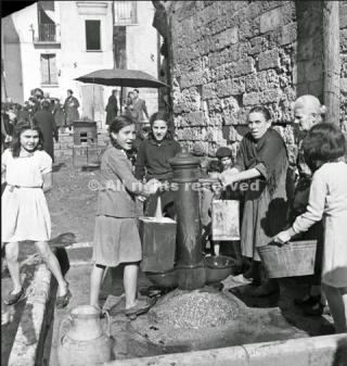 firenze 1944 città senza acqua