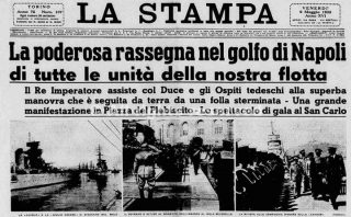 hitler a napoli 1938 info quotidiano_wwii
