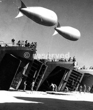 PALERMO PORTO 1943_sicilia word war