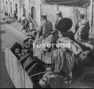 Panzerkampfwagen IV Ausf H Hermann Goering Division Sicily Italy 1943