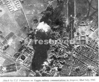 foggia 22 luglio 43 bombing_wwii