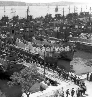 sicila war 1943