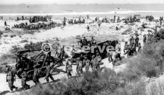 sicilia gela-TROOPS ON THE BEACH