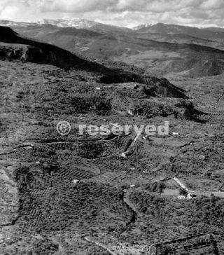 villaggio di Acquedolci E San Fratello Ridge SICILIA 1943