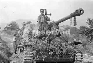 Canadian brigata corazzata 26 maggio 1944 vicino pontecorvo_wwii