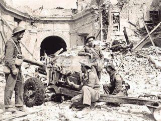 A break in the action at Rimini September 1944_rimini foto di guerra