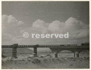 Bailey bridge near Rimini Italy during World War II 18 set 1944_rimini foto di guerra
