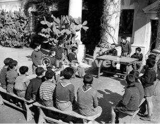 Italian Boys Town Civitavecchia 1946