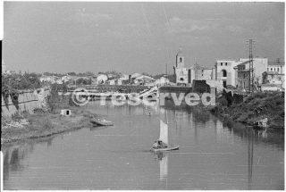 Marecchia River Rimini Italy 30 set 1944_rimini foto di guerra