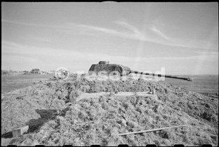 Panther torretta del serbatoio Rimini 1944_rimini foto di guerra