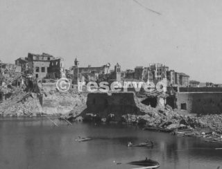 Results Of Attacks By The 12Th And 15Th Air Forces On Civitavecchia Harbor Italywwii
