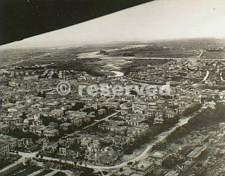 Rimini Italy  21 September 1944  Aerial view_rimini foto di guerra
