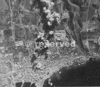 civitavecchia bombing Bomb Squadron 12 maggio del 1944