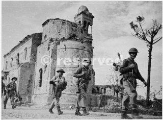 soldati greci zona Rimini Italia durante la Seconda Guerra Mondiale 23 settembre 1944_rimini foto di guerra