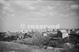 Orsogna Italia  1944_foto di guerra