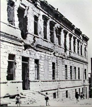 edificio scolastico di Orsogna