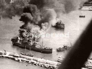 INFERNO A BARI 1943