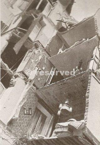 Centro Storico Genova 1941 bombing