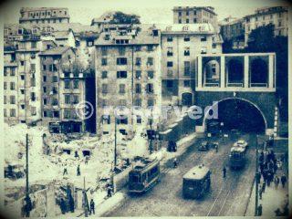 Piazza Dante dopo 1933 genova_ww2