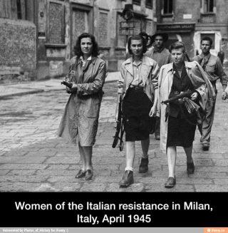 milano resistenza 1945 aprile