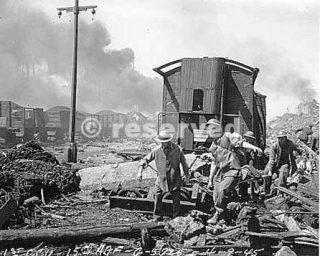 BOMBARDAMENTO A BARI NEL 1943