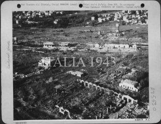 Bombardamento aereo alla Stazione FFSS Rimini 1944