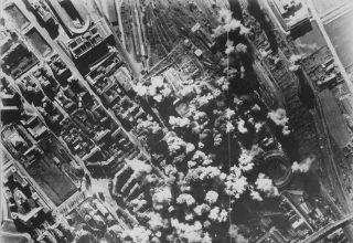 RIV fabbrica di cuscinetti 8 nov 1943 turin