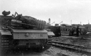 Italien, Sturmgeschütz der Waffen-SS
