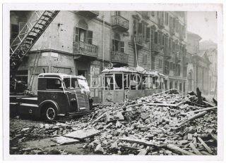 Torino la città più bombardata d'Italia