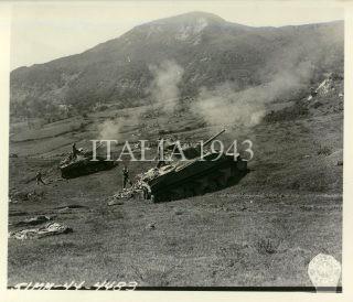 Fifth Army Pietramala area Italy 1 October 1944