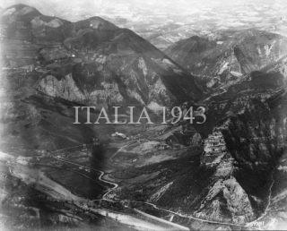 Fiume Reno Tabina Madonna del Bosco Vergato Bologna 05 marzo 1945