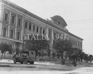This is a school in the town of San Severo Foggia in the South of Italy Scuola De Amicis The building at the beginning, was named Edifizio scolastico Principe Umberto