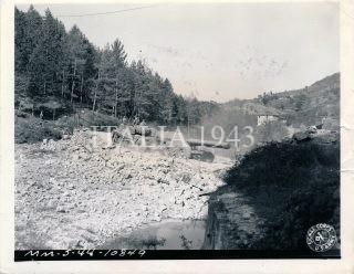 Vaglia Area 1944